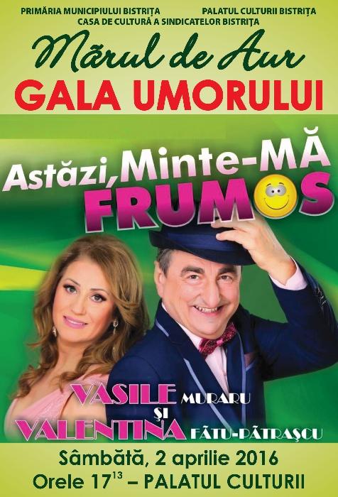 Festivalul de satira si umor -Marul de Aur- 1-3 Aprilie 2016
