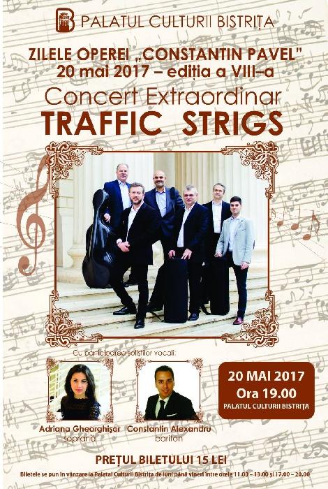 Zilele Operei -Constantin Pavel- 20, 21 Mai 2017