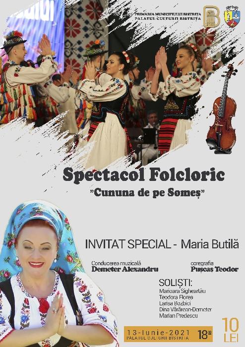 SPECTACOL FOLCLORIC -