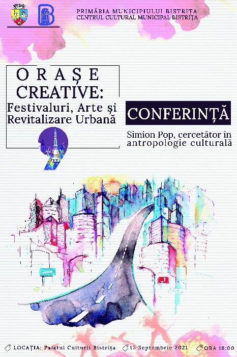 CONFERINȚA - Festivaluri, Arte și Revitalizare Urbană