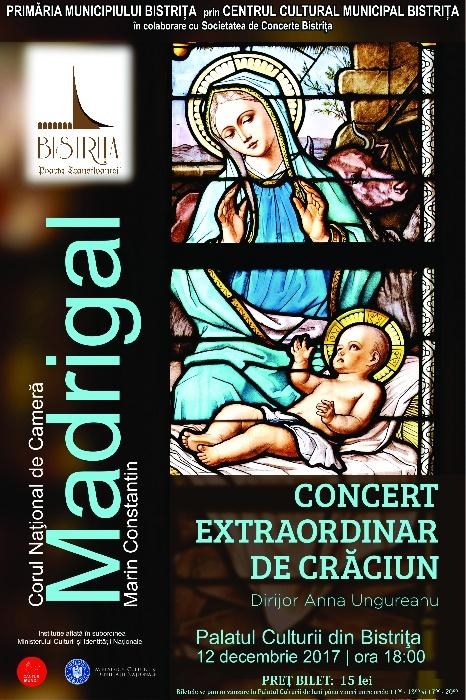 Concert Extraordinar de Crăciun - Corul MADRIGAL