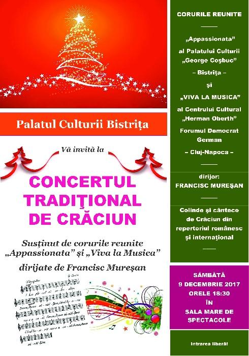 Concert Tradițional de Crăciun